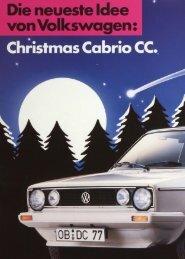 Die neueste Idee - Volkswagen Classic