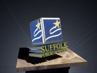 Suffolk Public Schools - Obici Healthcare Foundation