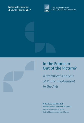 In the Frame or Out of the Picture?
