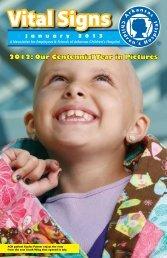 January 2013 - Arkansas Children's Hospital