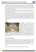SDI Referenzen: Hochschule für Musik, Mainz - Seite 7