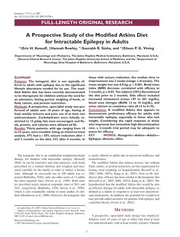 a comprehensive study of the atkins diet Discover the original atkins low carb to kick start weight loss today  begin your  low carb diet journey by following phase 1 of atkins 20®:  science behind  atkins, and sample the extensive amount of peer-reviewed published studies in  major.
