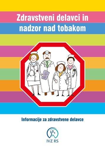 IVZ Zdravstveni delavci in nadzor nad tobakom.indd - IVZ RS