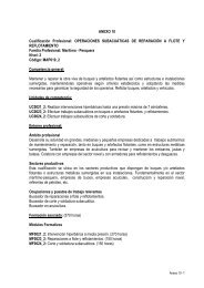 ANEXO 10 Cualificación Profesional: OPERACIONES ... - Navarra
