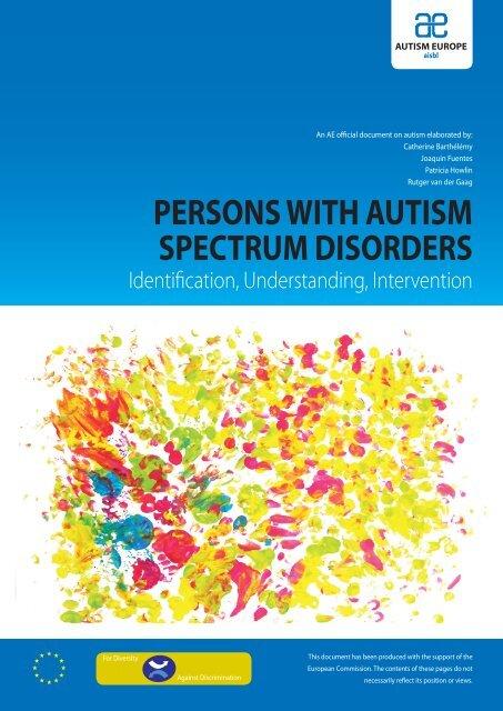 Livre 2 Autism Europe