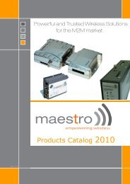 Products Catalog 2010 - Richardson RFPD