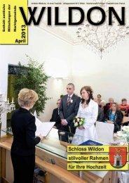 können Sie die Gemeindezeitung von April 2013 als PDF ... - Wildon