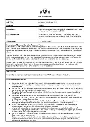 Scheduling Coordinator Job Description Best Administrative
