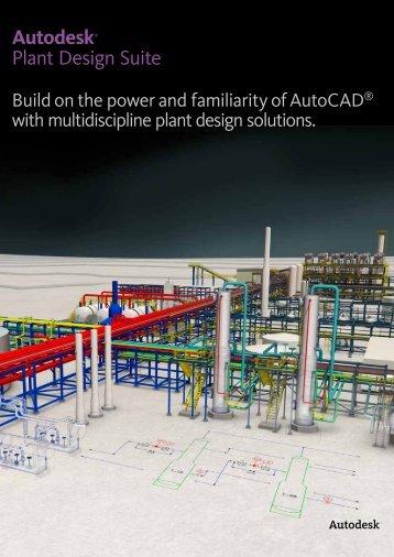 Autodesk® Plant Design Suite - Cadvision