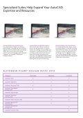 Autodesk® Plant Design Suite - Cadvision - Page 3