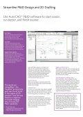 Autodesk® Plant Design Suite - Cadvision - Page 4