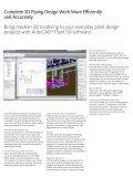 Autodesk® Plant Design Suite - Cadvision - Page 5