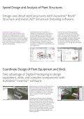 Autodesk® Plant Design Suite - Cadvision - Page 6