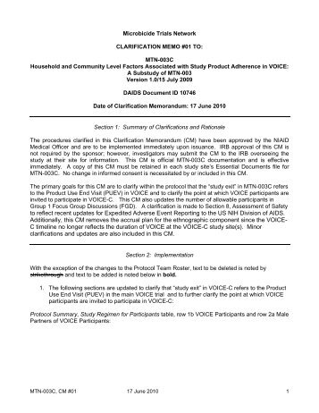 to reflect recent updates for Expedited Adverse Event Reporting to ...