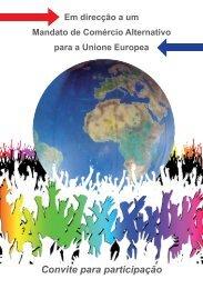 Convite para participação - Seattle to Brussels Network