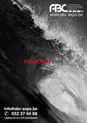 COLLECTION 2008 - ABC Expo