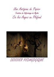 Dossier pédagogique Une Antigone de papier (pdf - 325,79 ko)
