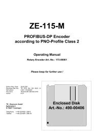 ZE-115-M - TR Electronic