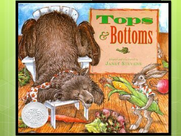 Tops & Bottoms - Division of Language Arts/Reading