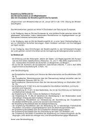 Empfehlung CM/Rec(2010)