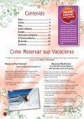 del 4 al 8 de diciembre - Viajes El Corte Inglés - Page 2
