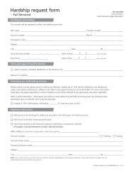 Hardship request form - Welcome to Lincoln Financial Group ...