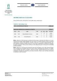 2012 02 09 informe diario de actuaciones