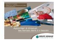 Groupe Grimaud coP mars 2009 - Le Pacte Mondial