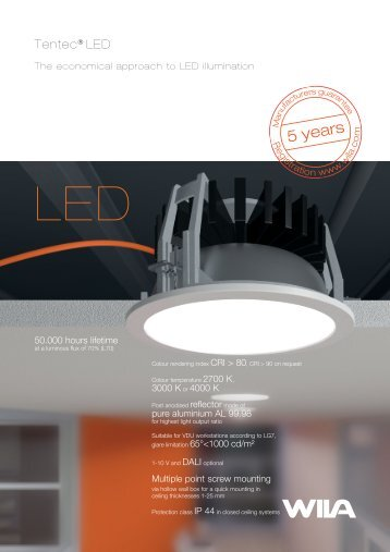 Tentec LED Gb - WILA