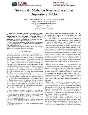 Descargar artículo completo - Simposio Argentino de Sistemas ...