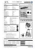 Datasheets DWP62 series 50 c/s - Landustrie - Page 2