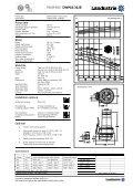 Datasheets DWP62 series 50 c/s - Landustrie - Page 3