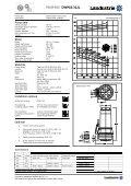 Datasheets DWP62 series 50 c/s - Landustrie - Page 7