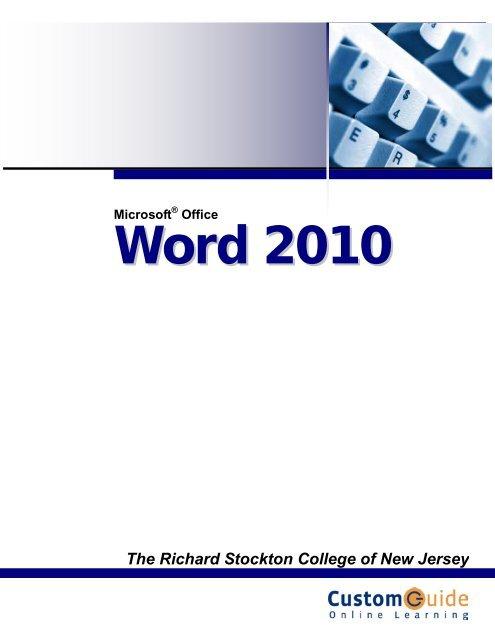 Download - Stockton College
