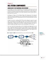 DSL Sourcebook - Chapter 4 - Induteq