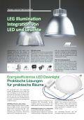 Integration von LED und Leuchte - Bailey - Seite 3
