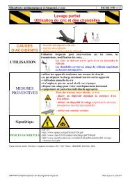 Levage - ChloroFil