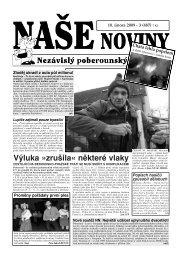 Číslo 3 - naše noviny archiv