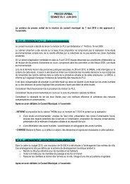 procès verbal du 3 juin 2010 - Montreuil-Bellay