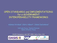 Corporate Communications: Overview - Events - Oasis