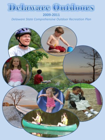 The 2009-2011 Statewide Comprehensive Outdoor Recreation Plan