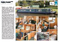 Narrowboat RhAPSOdy - Rugby Boat Sales