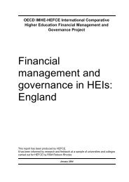 England - Organisation for Economic Co-operation and Development