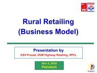 Rural Retailing (Business Model) - pptfun
