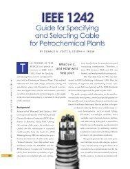 IEEE 1242 - Mustang Engineering Inc.