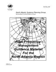 NAT-HF Guidance - LiveATC.net