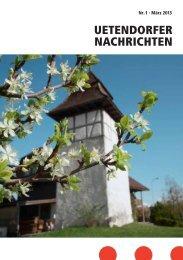 UN_2013_1 [PDF, 1.00 MB] - Gemeinde Uetendorf