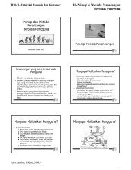 10-Prinsip & Metode Perancangan Berbasis Pengguna