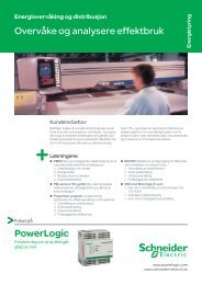 Last ned info - Schneider Electric