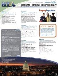October 2012 - Emergency Preparedness - National Technical ...